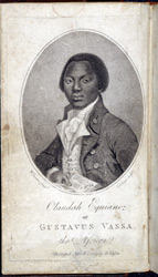 Portrait of Olaudah Equiano